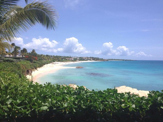 Four Seasons Resort and Residences Anguilla : View of Barnes Bay