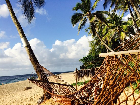 Ke Iki Beach Bungalows: Heaven!