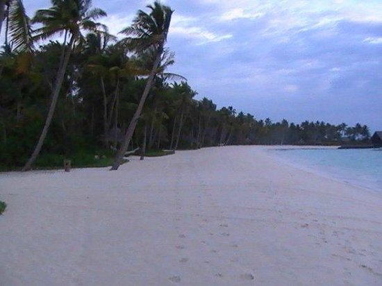One&Only Reethi Rah : our private beach