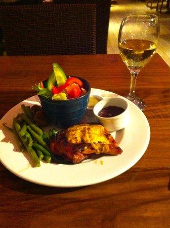 Premier Inn London Heathrow Airport (Bath Road) Hotel: Dinner