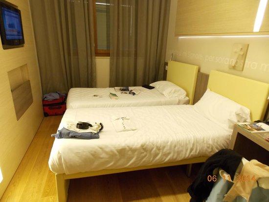 Il Cantico: Room view