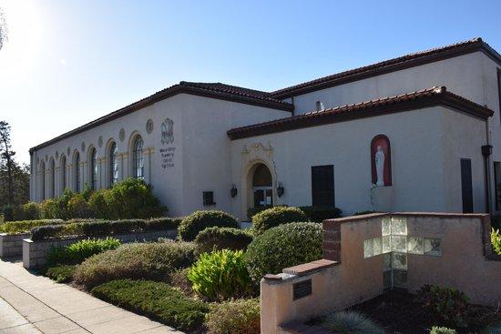 Mission San Luis Obispo de Tolosa: Missão