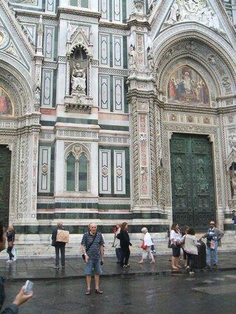 Piazza del Duomo : Piazza Duomo Florence