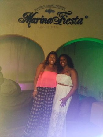 Marina Fiesta Resort & Spa: At the Hotel