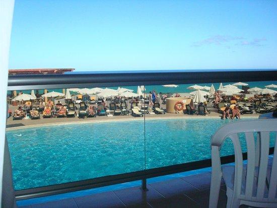 IBEROSTAR Fuerteventura Palace: Vista desde la habitación