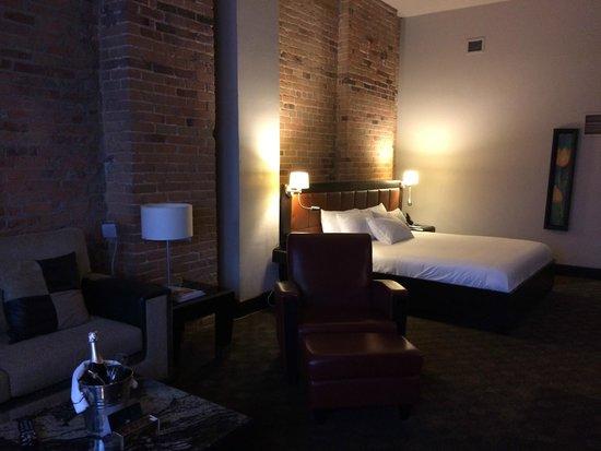 Hôtel Place d'Armes : Room