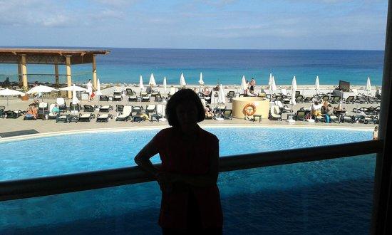 IBEROSTAR Fuerteventura Palace: Viata desde la habitación