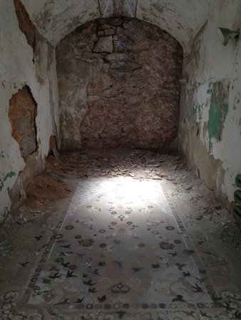 Eastern State Penitentiary : Dust art
