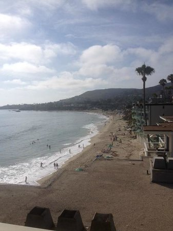 Pacific Edge Hotel on Laguna Beach : Great time at the Pacific Edge.