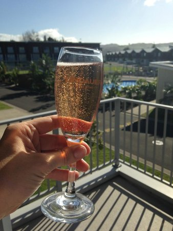 Oceans Resort Whitianga: Winter happiness!