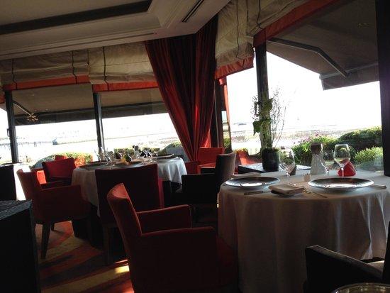 From our table picture of restaurant christopher coutanceau la rochelle tripadvisor - La table basque la rochelle ...
