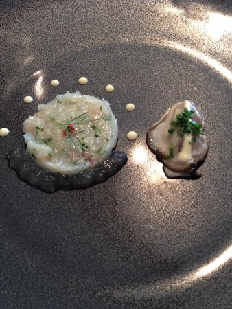 Restaurant Christopher Coutanceau : Lobster & Oyster