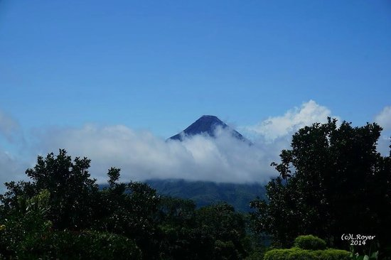 Arenal Lodge: Excellent view