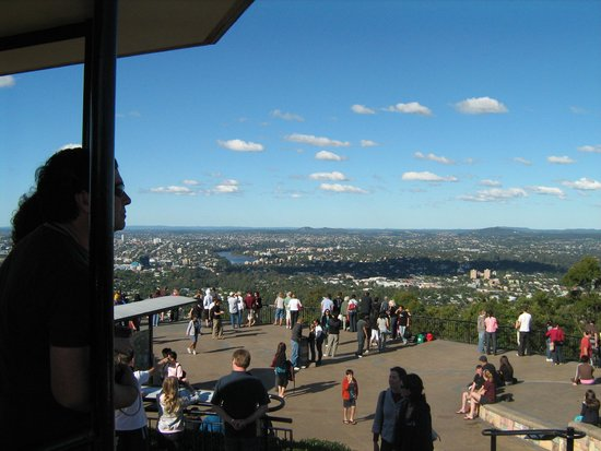 Mount Coot-tha Lookout: Views for miles
