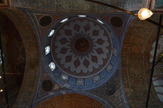 Blue Mosque: La coupole principale