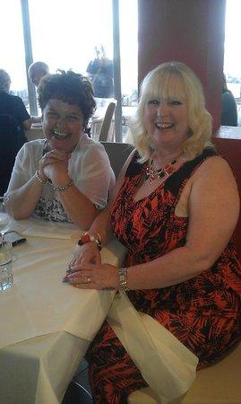 Vesuvio : having a laugh