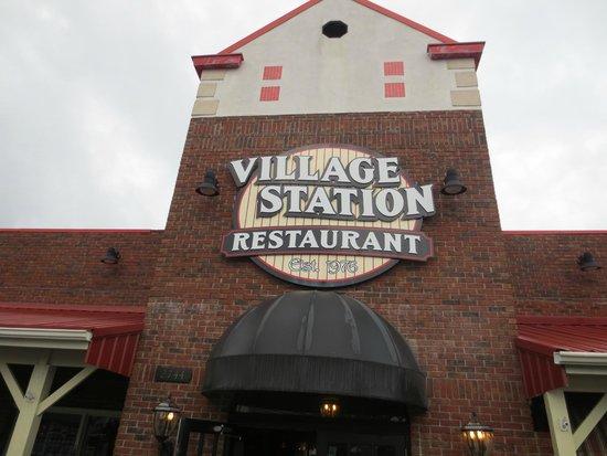 The Village Station 1893 Restaurant: Village Station Lumberton, NC