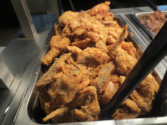 The Village Station 1893 Restaurant: Southern Fried Chicken