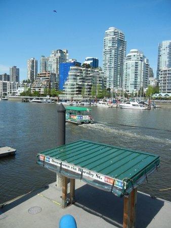 The Aquabus: Aquabus Ferries Vancouver