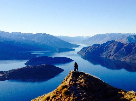 Wanaka Helicopters : Popping the question at Coromandel Peak