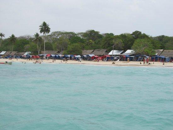 Tours en Islas del Rosario: Isla del Rosario