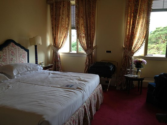Villa d'Este: Hotel Room