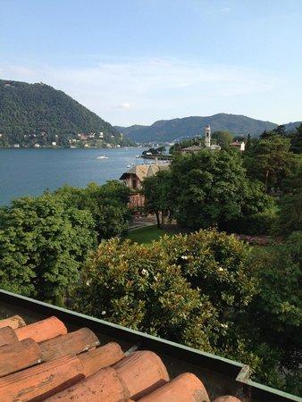 Villa d'Este: View from exclusive junior suite