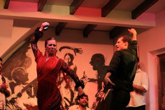 Tablao Flamenco Los Gallos: フラメンコ2