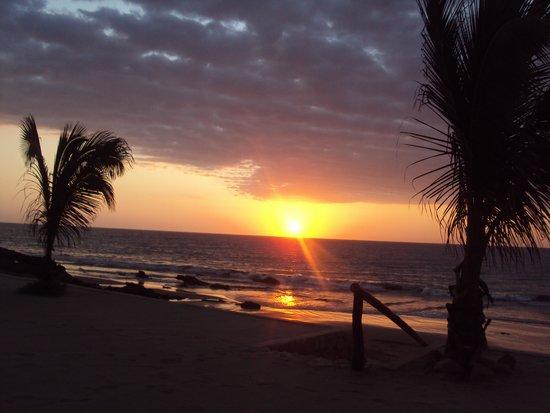 Yemaya Boutique Hotel: disfrutando el sunset
