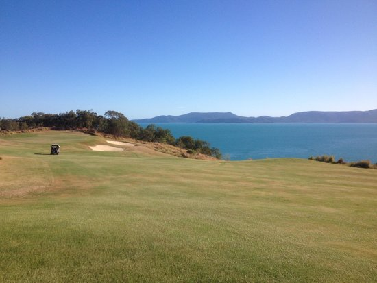 Hamilton Island Golf Club: Good Golfing