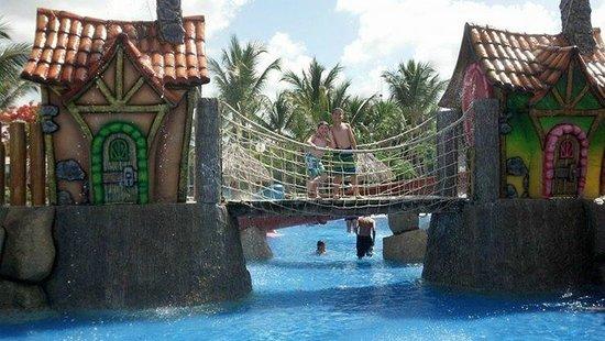 Grand Bahia Principe Bavaro: water park