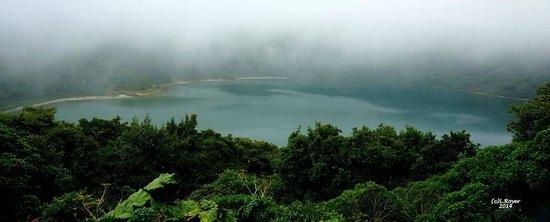 Poas Volcano: The lake