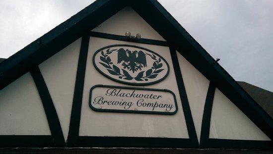 Blackwater Brewing Company : Entrance