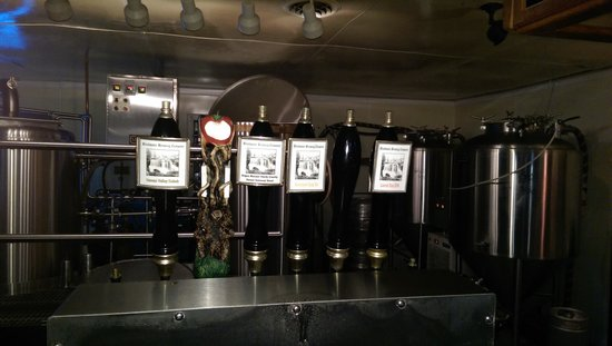 Blackwater Brewing Company : Tap Selection