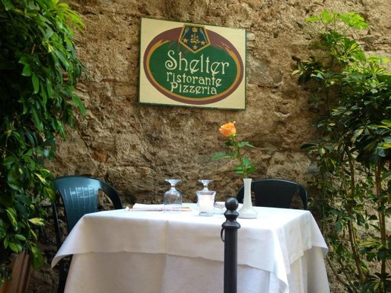 Shelter Ristorante and Pizzeria: ...
