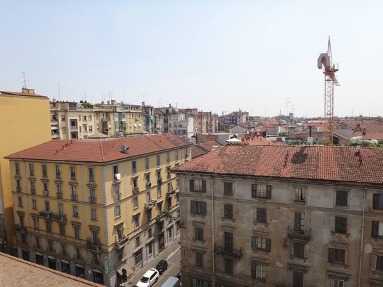 Ibis Milano Centro: View from room 701