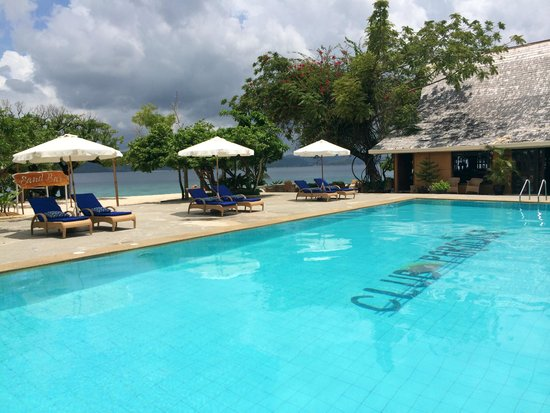Club Paradise Palawan: The pool