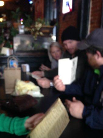 Pioneer Pub : Our Christmas Trip  Dec 2013