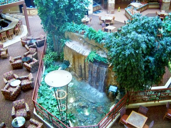 Embassy Suites by Hilton Hot Springs: Lobby