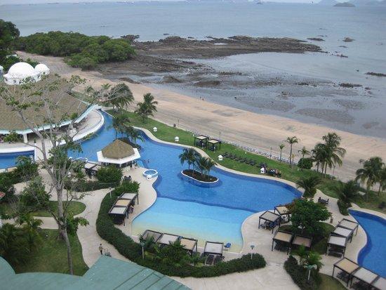 The Westin Playa Bonita Panama: View from our balcony!