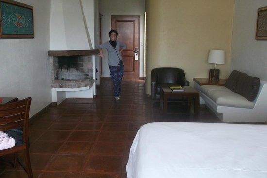 La Hacienda Bahia Paracas: Quarto