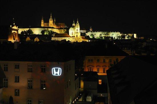 Mandarin Oriental, Prague: Ein Ausblick der ewig in Erinnerung bleibt.
