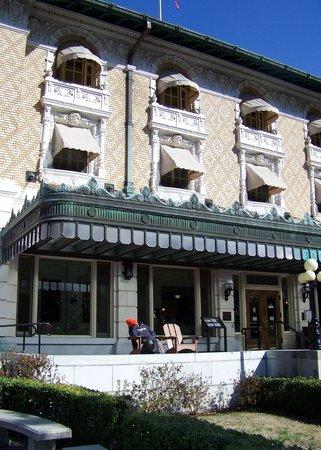 Bathhouse Row: Fordyce bathhouse
