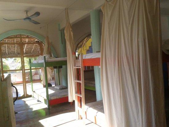 Casa Chicatana: habitacion
