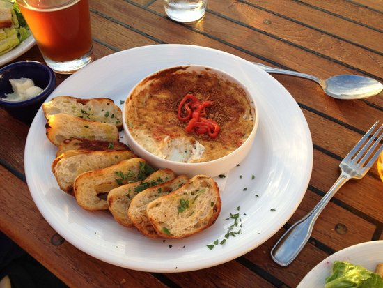 Ray's: Dungeness Crab Dip