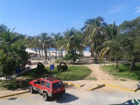 Casa Chicatana: vista de la calle