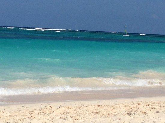 Hotel Riu Naiboa : Beach