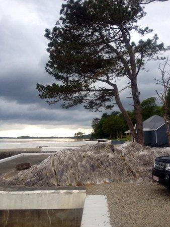 The Boathouse Bistro Dromquinna Manor : Long Summer's eve