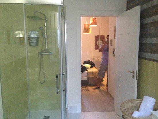 Casa Kessler Barcelona: Banheiro