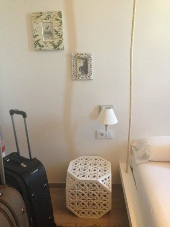 Casa Kessler Barcelona: Detalhes quarto